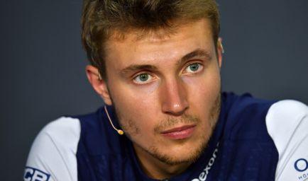 """Sirotkin y su año debut en F1: """"Me pongo un nueve sobre diez"""""""