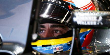 """Alonso: """"Con un par de puntos más, ahora tendría cinco títulos"""""""