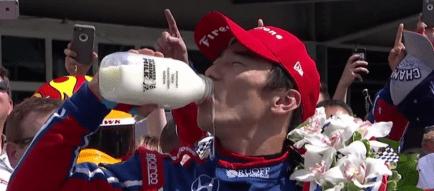 Sato gana las 500 Millas de Indianápolis