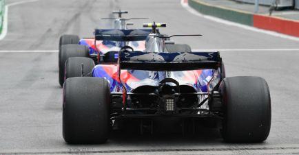 Repesca en Toro Rosso