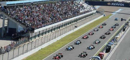 La FIA otorga la denominación 'World Series' a la Fórmula V8 3.5