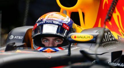 """Jos Verstappen cree que """"aún es temprano"""" para un título de Max"""
