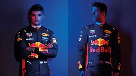 Ricciardo y Verstappen coinciden: el título, su único objetivo en 2017