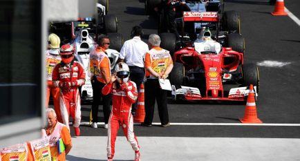 """Vettel: """"Creo que la gente de fuera se ríe de la Fórmula 1"""""""