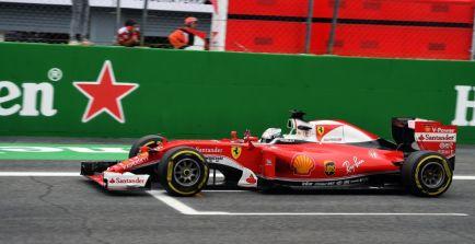 "Vettel: ""Aún tengo en mi agenda ser campeón con Ferrari"""