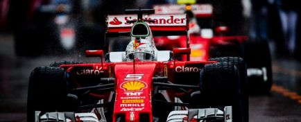 Marchionne admite que Ferrari esperaba más del SF16-H