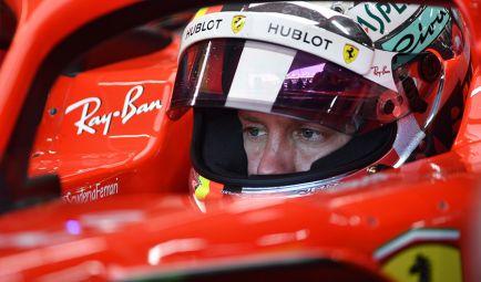 """Vettel: """"Aún puedo ser campeón, ya lo demostré cuatro veces"""""""