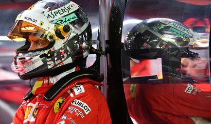 "Marciello: ""Vettel no está al nivel de Hamilton, Alonso o Kubica"""