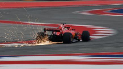 "Vettel, a milésimas de la Pole: ""Hemos vuelto"""