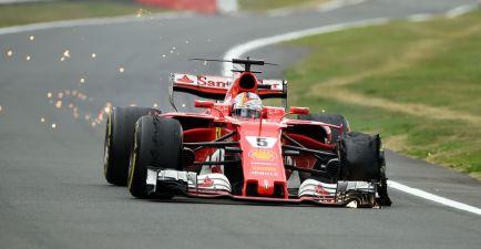Pirelli identifica qué falló en el neumático de Vettel