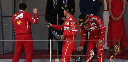 "Hamilton: ""Ferrari ya tiene a su piloto número uno, está claro"""