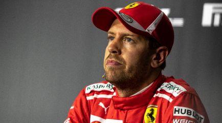 Vettel, votado Piloto del Día en el Gran Premio de Francia 2018