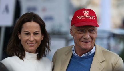 Wetzinger, la mujer que salvó a todo un tricampeón como Lauda