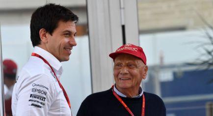 Wolff y Lauda renuevan con Mercedes hasta 2020