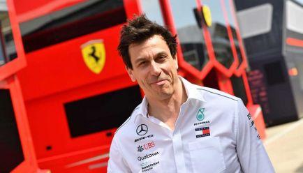 """Wolff: """"Ferrari nos saca cinco décimas en las rectas"""""""