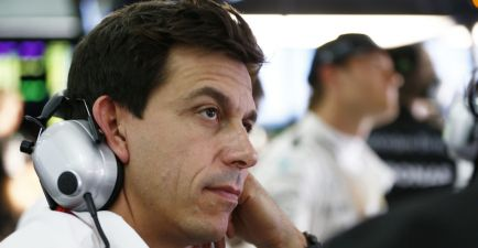 Toto Wolff da las claves del sustituto ideal