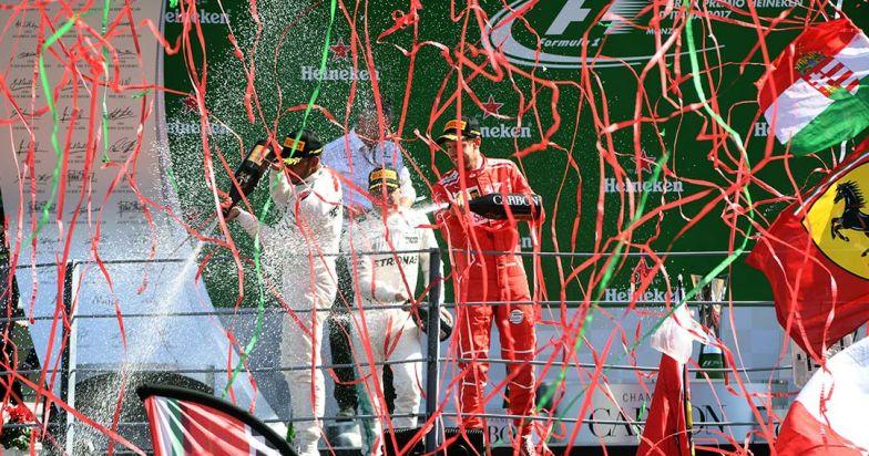 Hamilton asalta el Mundial en Italia