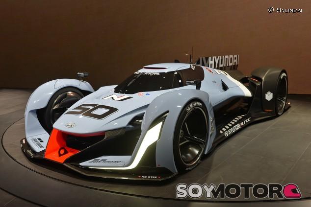 Hyundai, ¿objetivo Le Mans en lugar del wRC? - SoyMotor.com