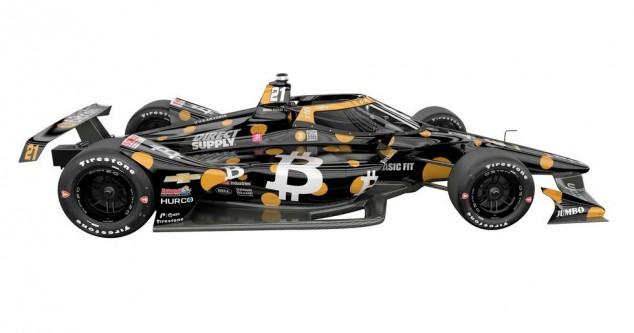 El Bitcoin llega a la Indy 500 - SoyMotor.com