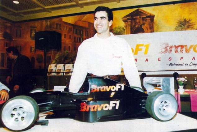 3 días para los test: El día que Albacete pudo ser sede de un equipo de F1 - SoyMotor.com