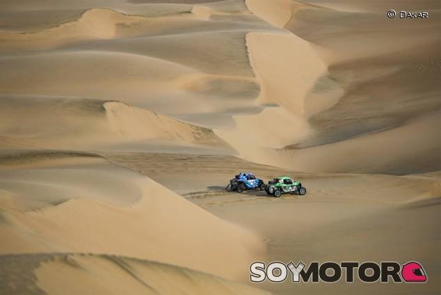 SbS en el Dakar 2019 – SoyMotor.com