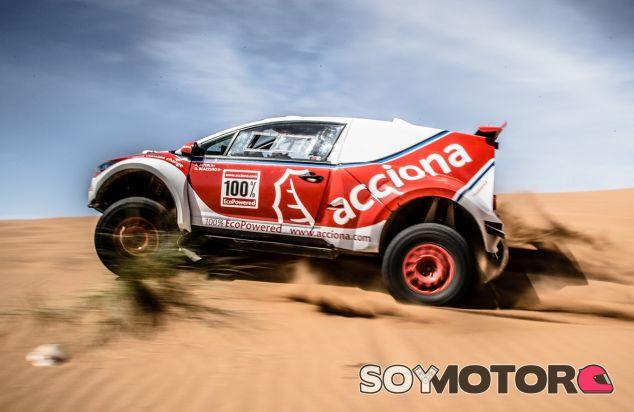 El Acciona 100% EcoPowered reaparece en Australia - SoyMotor.com