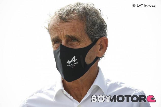 Alain Prost en una imagen de archivo - SoyMotor.com