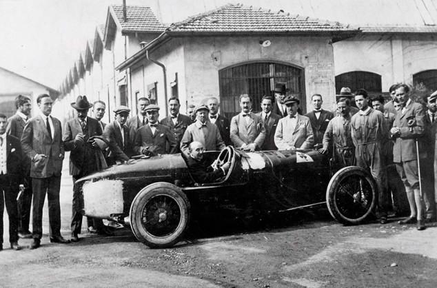 El primer campeonato del mundo de automovilismo data de 1925 - SoyMotor.com