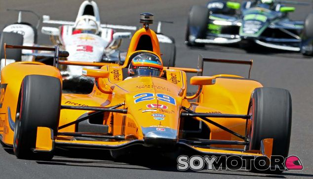 Alonso, a romper una maldición: el 29 no ha ganado nunca en Indy - SoyMotor.com