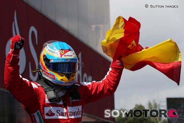 Fernando Alonso vuelve al escenario de su última victoria en F1 - SoyMotor.com
