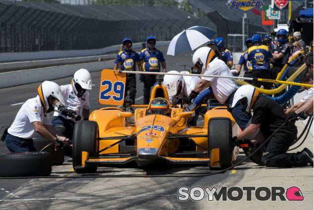 Indy: Todos para uno, uno para todos - SoyMotor.com
