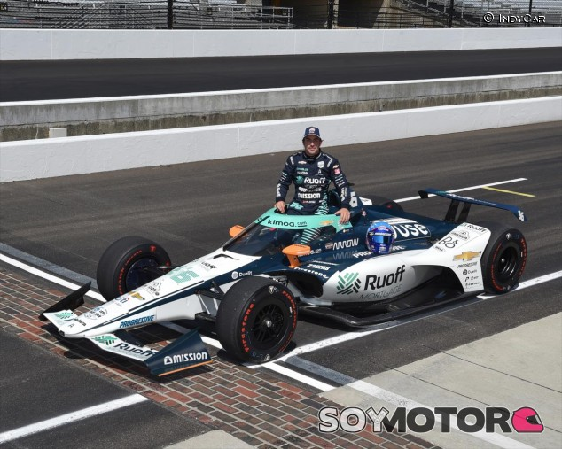 ¿Puede ganar Fernando Alonso en Indy? - SoyMotor.com