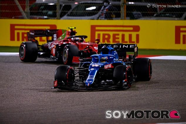 ¿Temperaturas bajas en Imola? Ferrari y Alpine lo celebran - SoyMotor.com