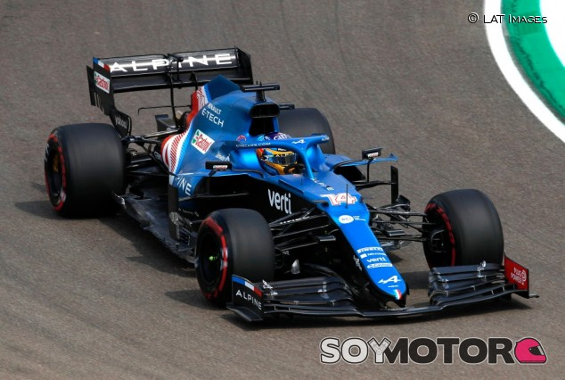 Imola confirma el diagnóstico de Baréin: Ferrari mejora, Alpine tiene problemas - SoyMotor.com