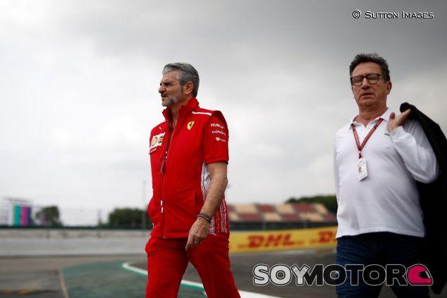Maurizio Arrivabene y Louis Camilleri – SoyMotor.com