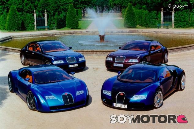 Bugatti Veyron: 15º aniversario - SoyMotor.com