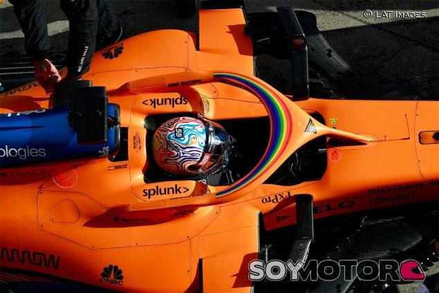 Carlos Sainz en Nürburgring - SoyMotor.com