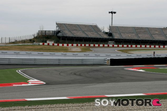 Chicane del Circuit de Barcelona-Catalunya previa a la última curva del circuito - SoyMotor.com