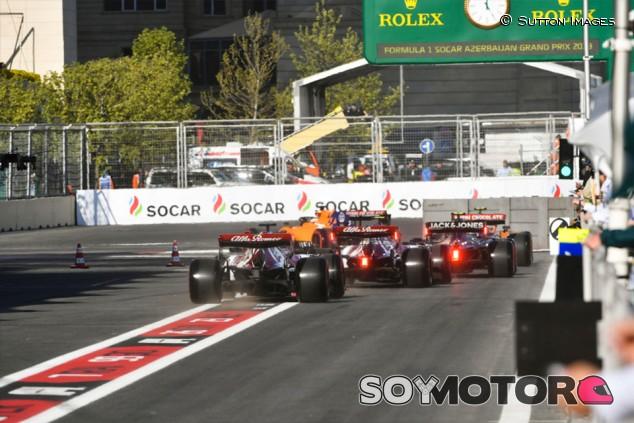 La Fórmula 1 estudiará un techo presupuestario mucho menor - SoyMotor.com