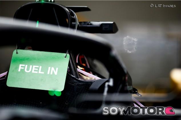 Combustible sintético, el señuelo de la F1 para 'cazar' a Porsche - SoyMotor.com