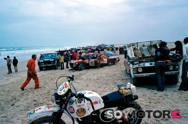 El Dakar cumple 40 años