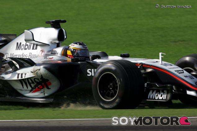 Pedro de la Rosa en el GP de Baréin de 2005 – SoyMotor.com