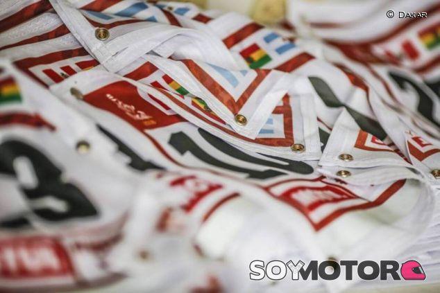 Dorsales del Dakar 2018 - SoyMotor.com