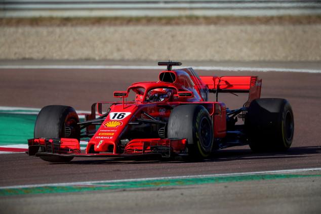 Ferrari está de test en Imola... ¿para probar su motor nuevo? - SoyMotor.com