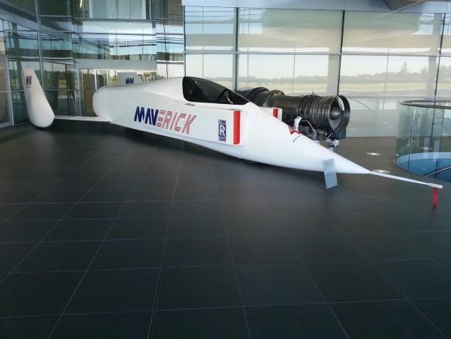 McLaren MAVeric LSR en Woking - SoyMotor.com