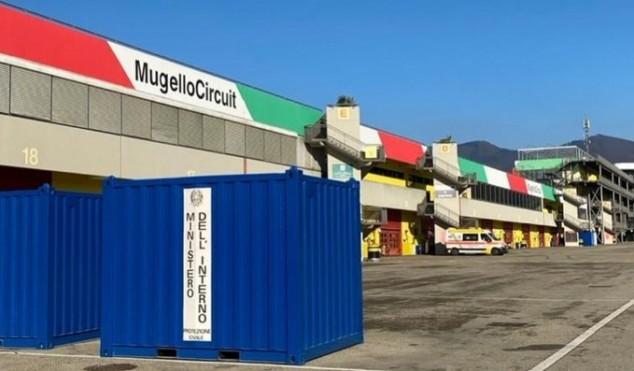 Ferraro pone el circuito de Mugello al servicio de las víctimas del terremoto de Toscana - -SoYMotor.com