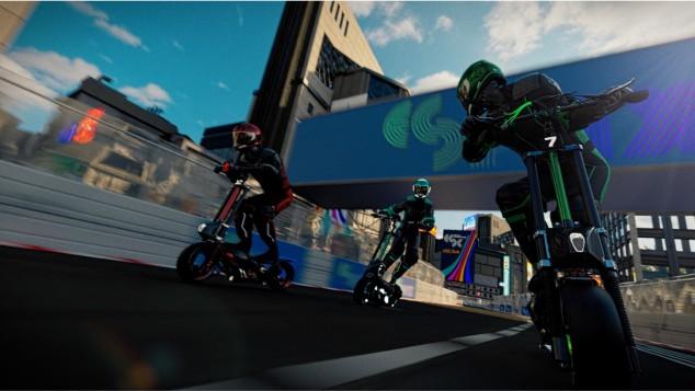¿Te imaginas un patinete eléctrico de F1? - SoyMotor.com