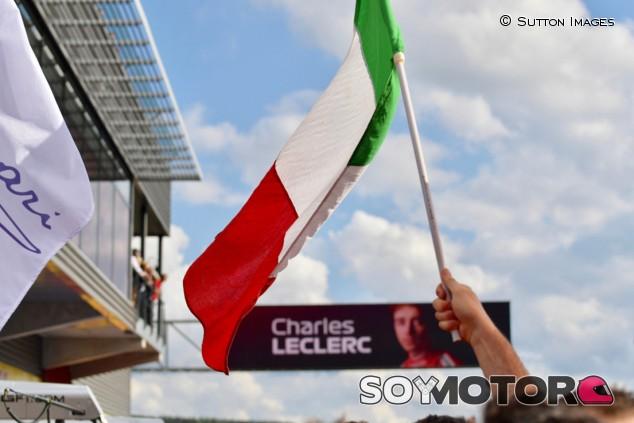 Ferrari es favorita en Monza... o eso parece - SoyMotor.com