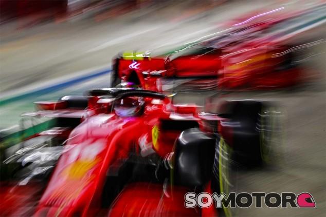 Ferrari quiere suavizar la entrada en vigor del techo presupuestario - SoyMotor.com
