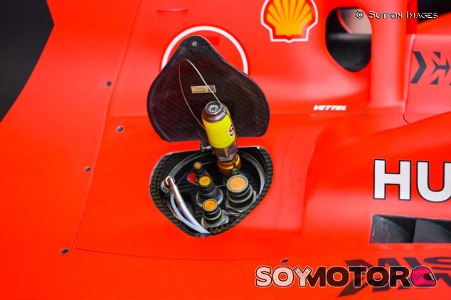La F1 que viene (II): motores iguales, pero con e-fuel - SoyMotor.com